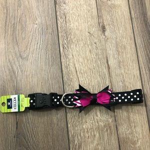 Dog Collar- Bow
